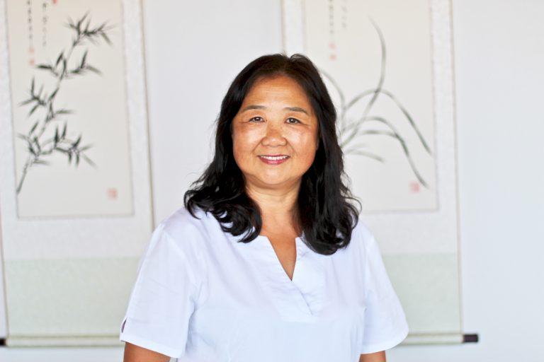 Dr. med. Hann Yuan Sonderegger Portrait
