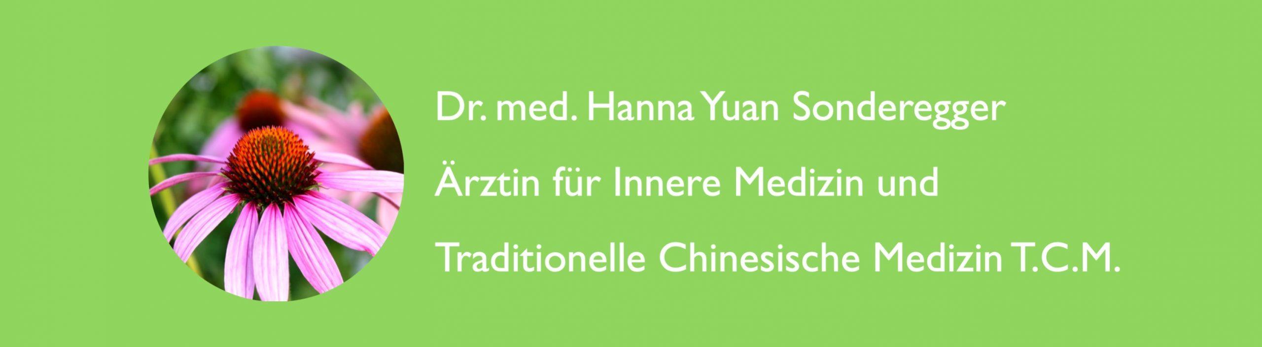 Dr. med. Hanna Yuan Sonderegger